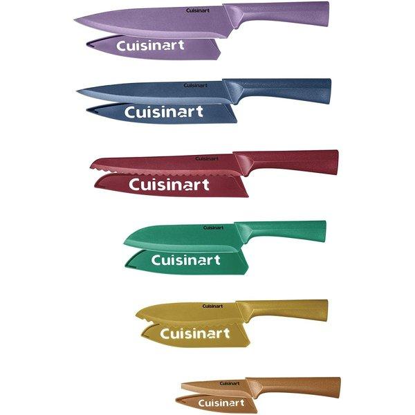 クイジナート 包丁セット Cuisinart C55-12PMC マルチカラー