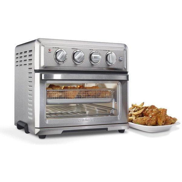 クイジナート コンベクショントースター&エアフライヤー Cuisinart TOA-60 7機能付き