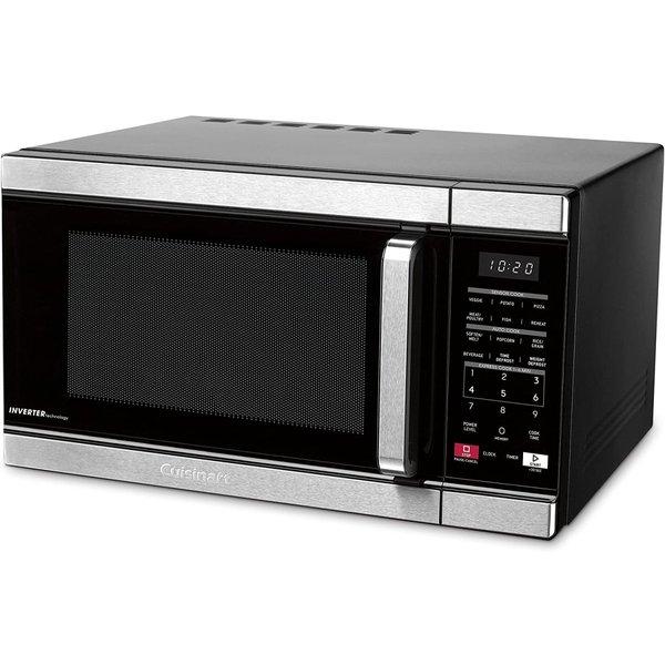 クイジナート 電子レンジオーブン Cuisinart CMW-110 ステンレススチール