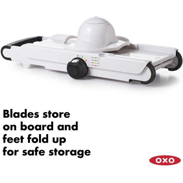 オクソー ハンディスライサーキット OXO 1155700 Vブレード マンドリン スライス セット