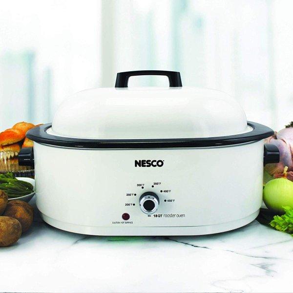 ネスコ ロースターオーブン NESCO MWR18-14 約18L