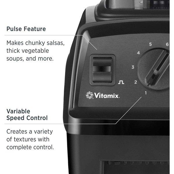 バイタミックス ブレンダー Vitamix E310 プロフェッショナル 48オンス ブラック
