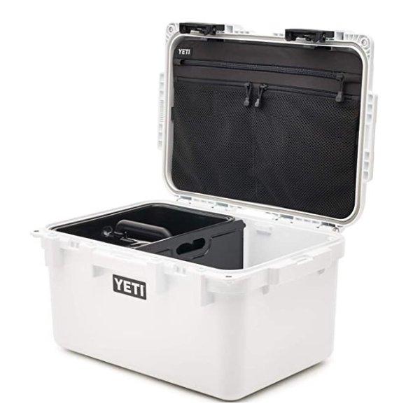 【YETI】LoadOut GoBox カーゴボックス アウトドア White