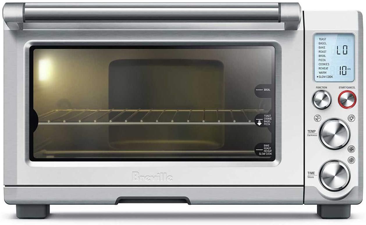 ブレビル Breville BOV845BSS コンベクションオーブン スマートオーブン Element IQ ステンレススチール 1800W