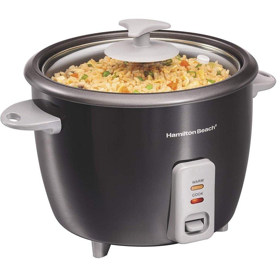 ハミルトンビーチ Hamilton Beach 炊飯器&スチーマー 16カップ 37517 アメリカキッチン家電