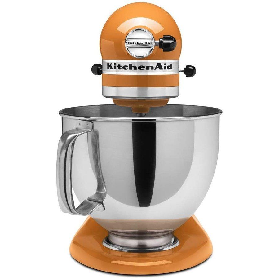 キッチンエイド スタンドミキサー KitchenAid  Stand Mixer  KSM150PSTG アルチザン オレンジ Artisan Series