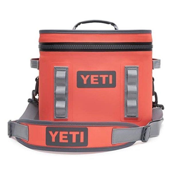 【YETI】Hopper Flip 12 クーラーボックス クーラーバッグ Coral