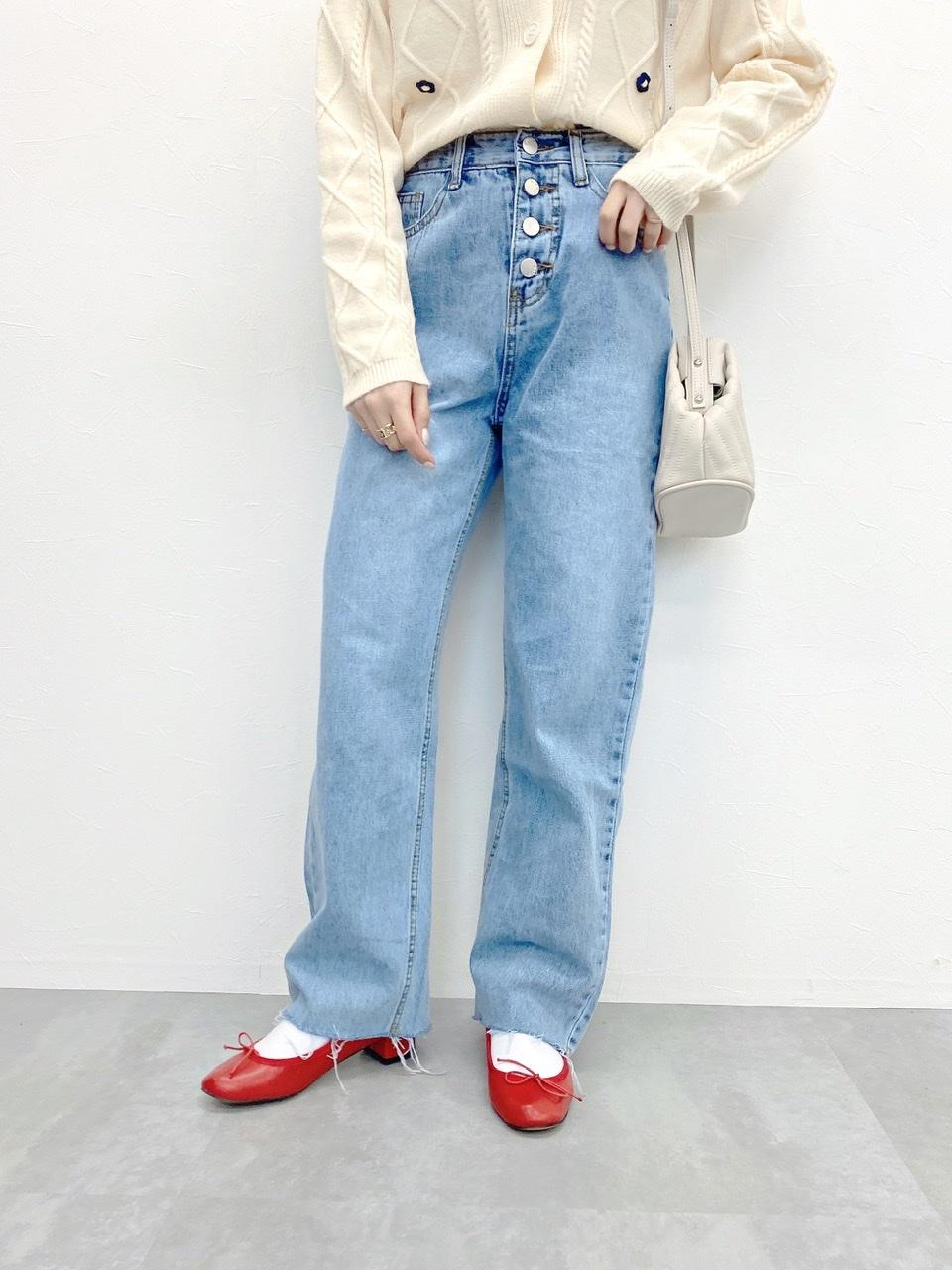 vintage denim pants