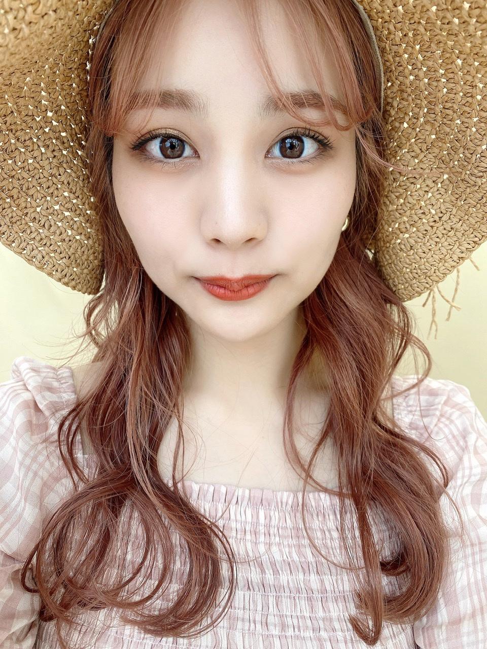 pearline straw hat