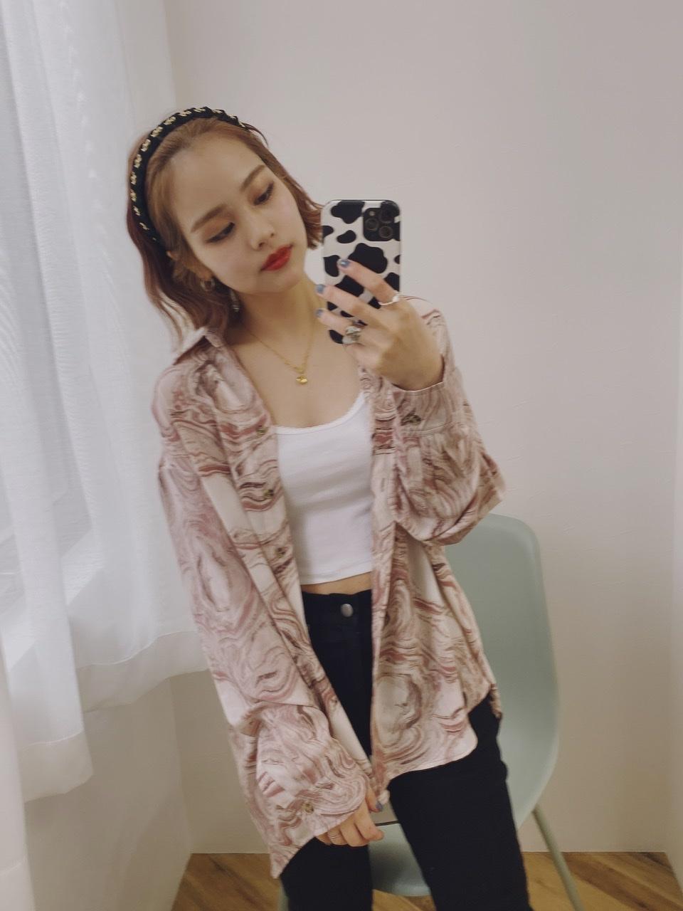 marble shirt
