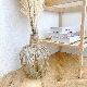 【JH】 vintage rope vase