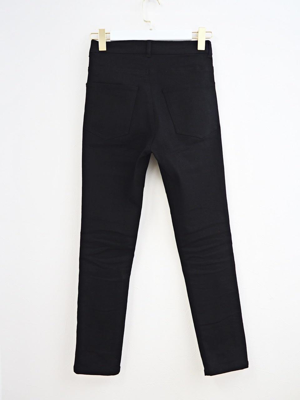 skinny denim black