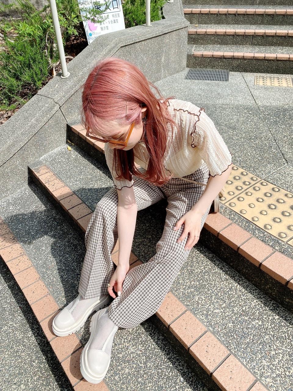 【SALE】メッシュボリュームブーツ
