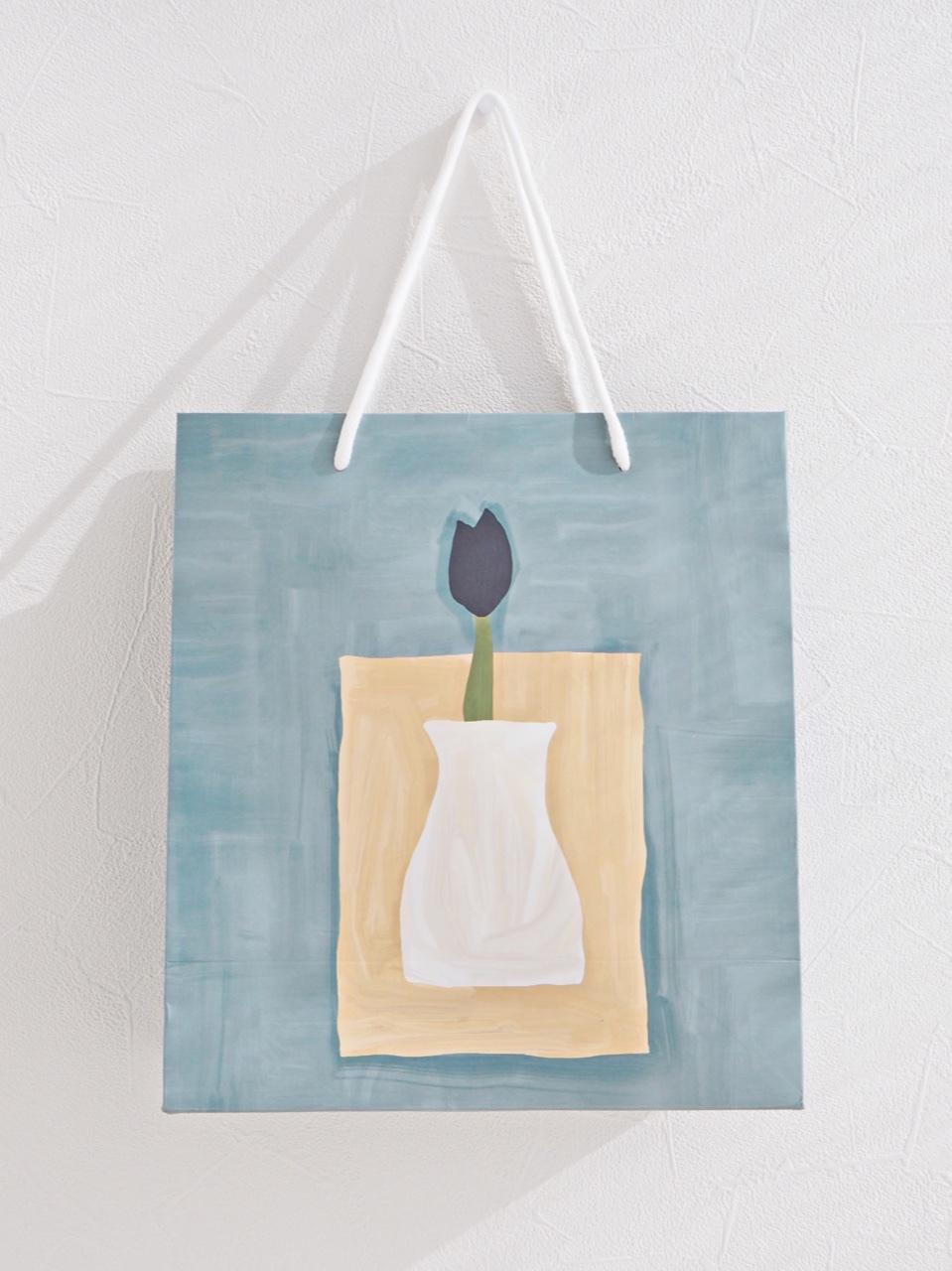 【JH】 art paper bag