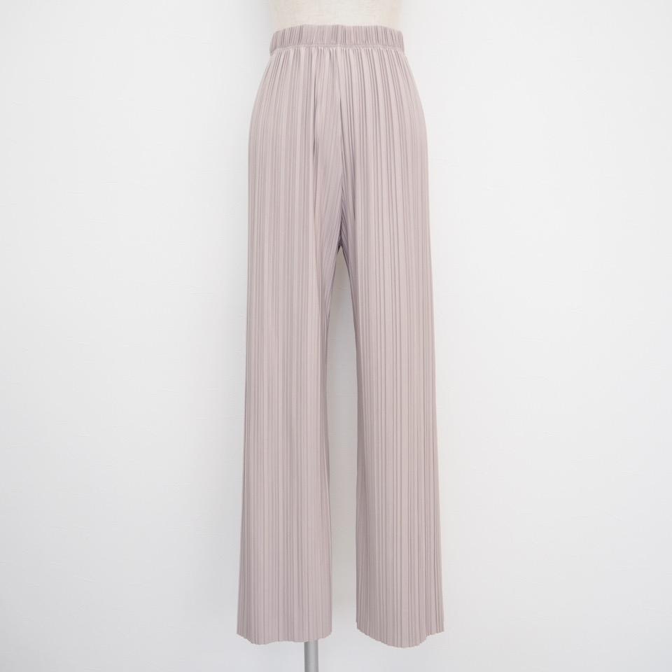 pleats pants