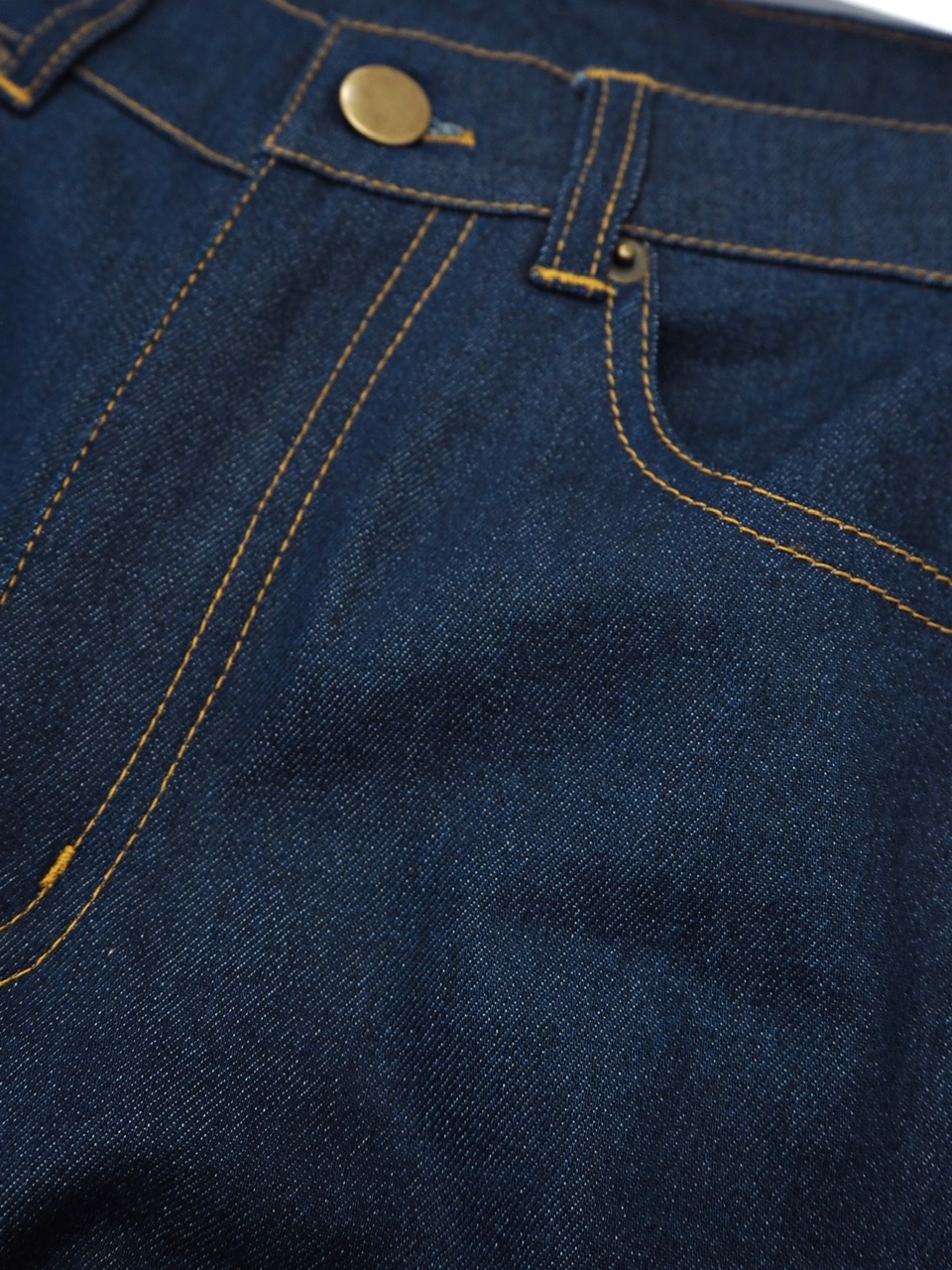 skinny denim blue