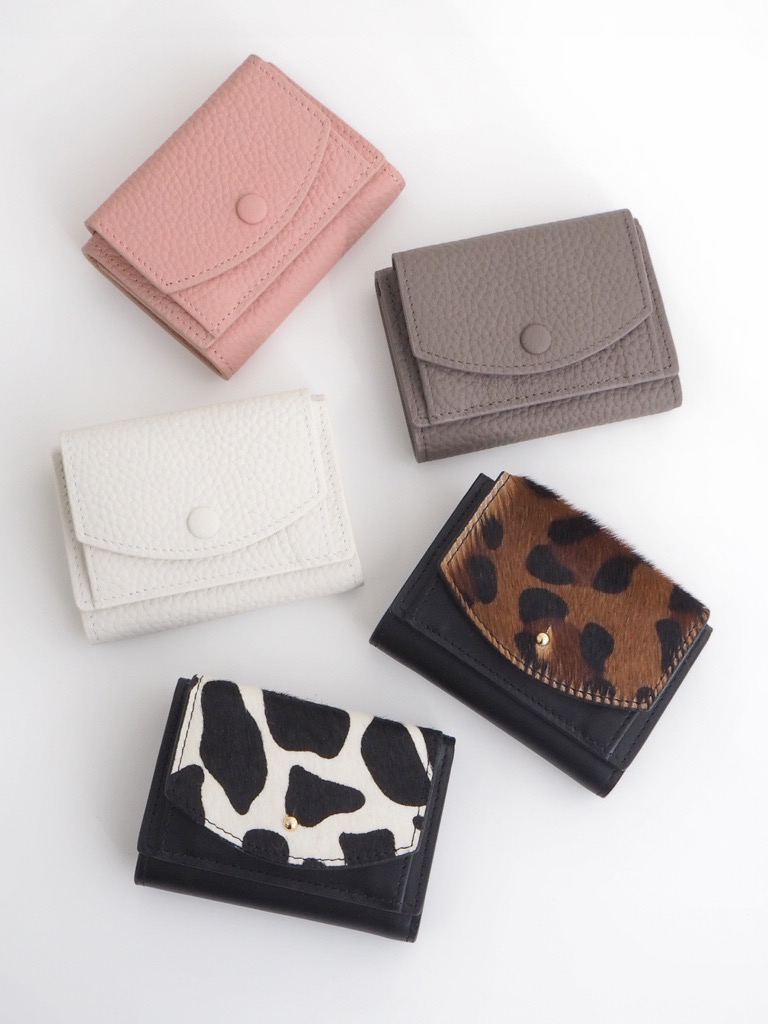【OR】 design compact wallet