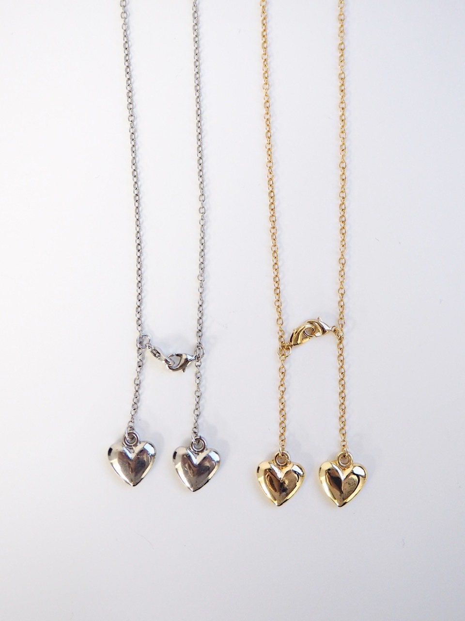 heart mask chain