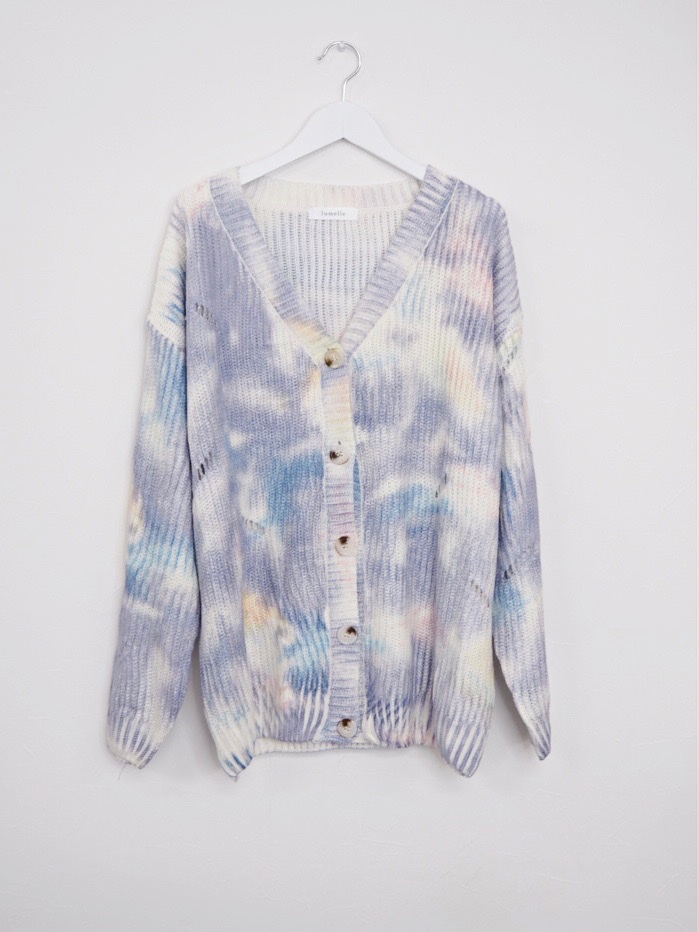 cloud cardigan