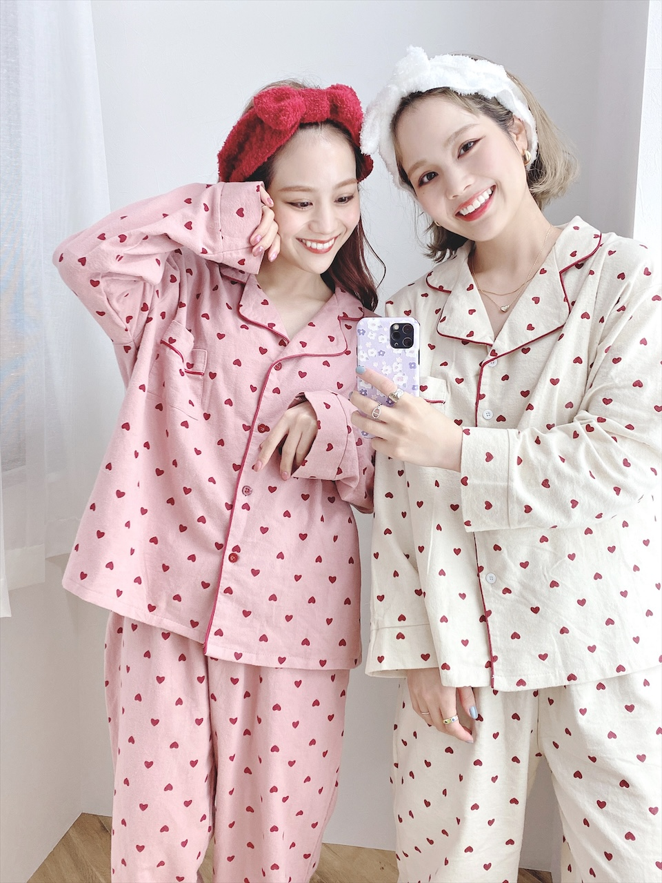 warm heart roomwear