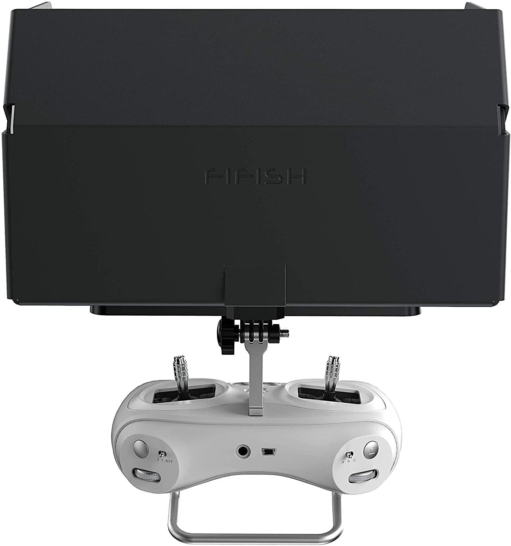 FIFISH_送信機モニターフード(遮光カバー)