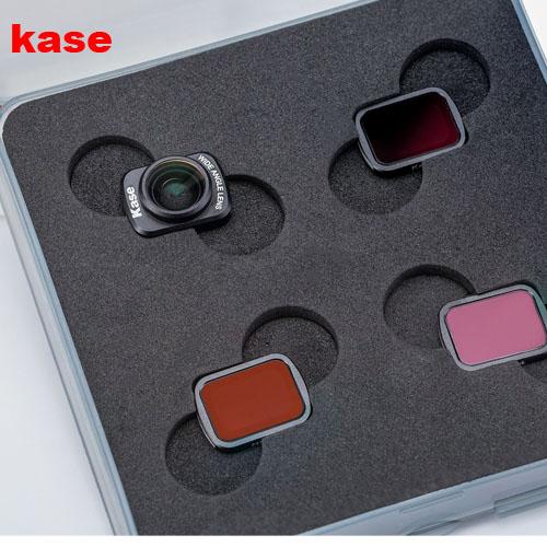KASE 18mm広角レンズ+ND8+ND16+ND64(OSMOPocket用)