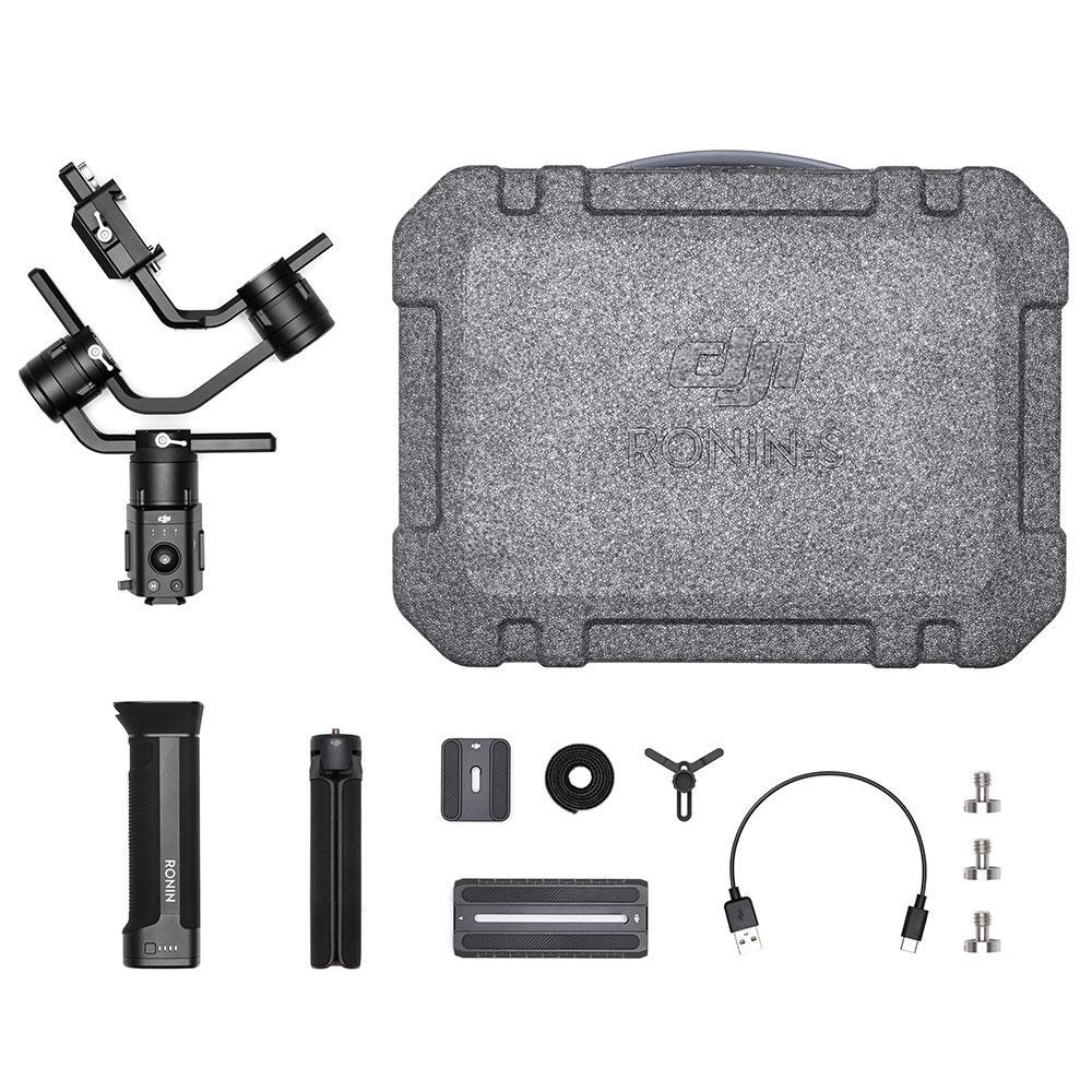 Ronin-S Essentials Kitハンドヘルドカメラ用3軸ジンバルシステム エッセンシャルキット Ronin-S (廉価版)(お取り寄せ)