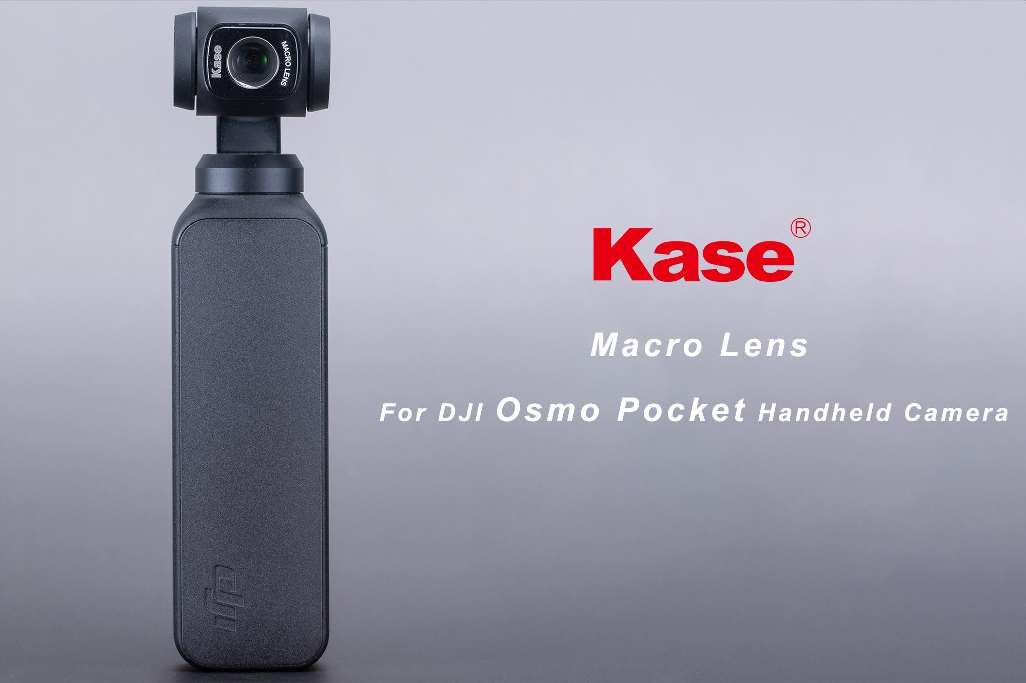 KASE MACROレンズ マクロ(OSMOPocket用)