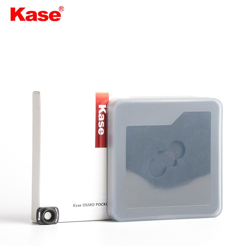 新 KASE 18mm広角レンズ ワイドコンバーターPRO (OSMOPocket用)