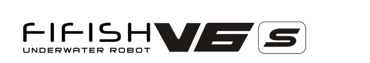 FIFISH V6S オリジナルおすすめセット(Bセット・200mケーブル付)