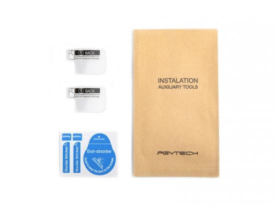 PGYTECH Osmo Pocket用 ガラスフィルム