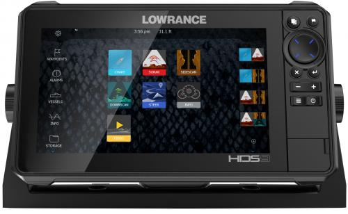LOWRANCE魚探 HDS-9 LIVE