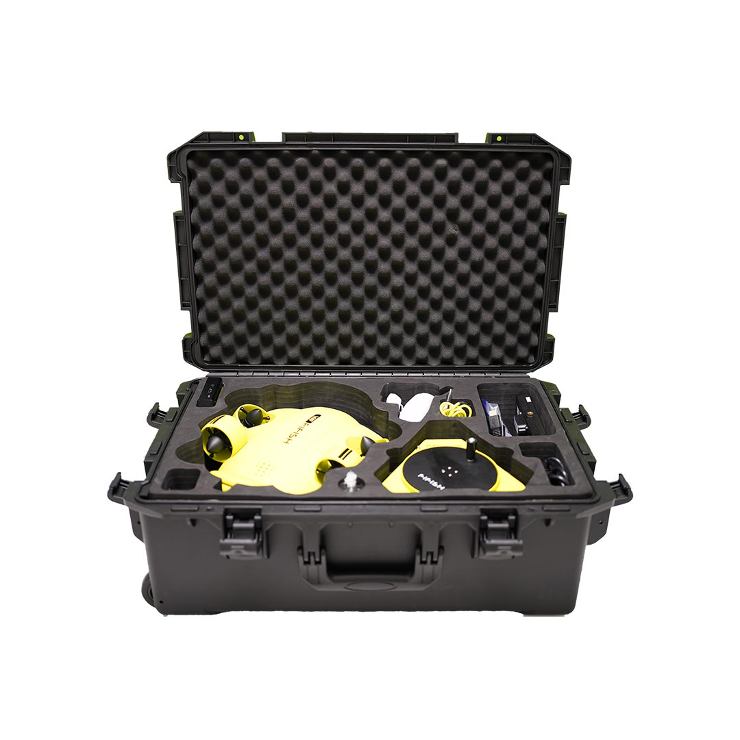FIFISHV6専用 専用ハードケース SUITCASE 正規販売代理店