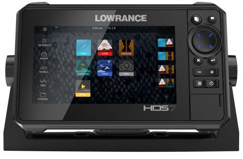 LOWRANCE魚探 HDS-7 LIVE