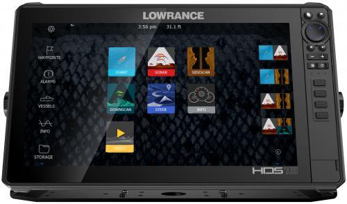 LOWRANCE魚探 HDS-16 LIVE