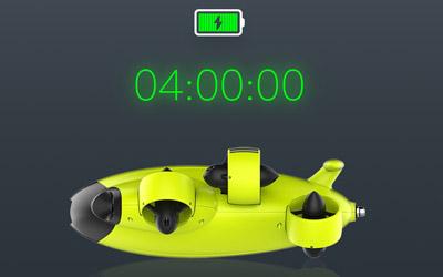 【期間限定価格!】FIFISH V6 水中ドローン おすすめフルセット(Aセット・100mケーブル) 大人気!