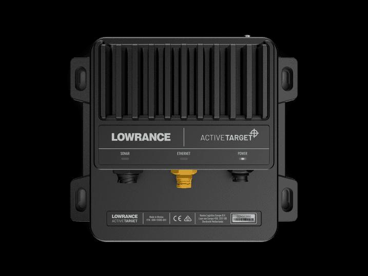 LOWRANCE ACTIVETARGET Live Sonar/アクティブターゲットライブソナー