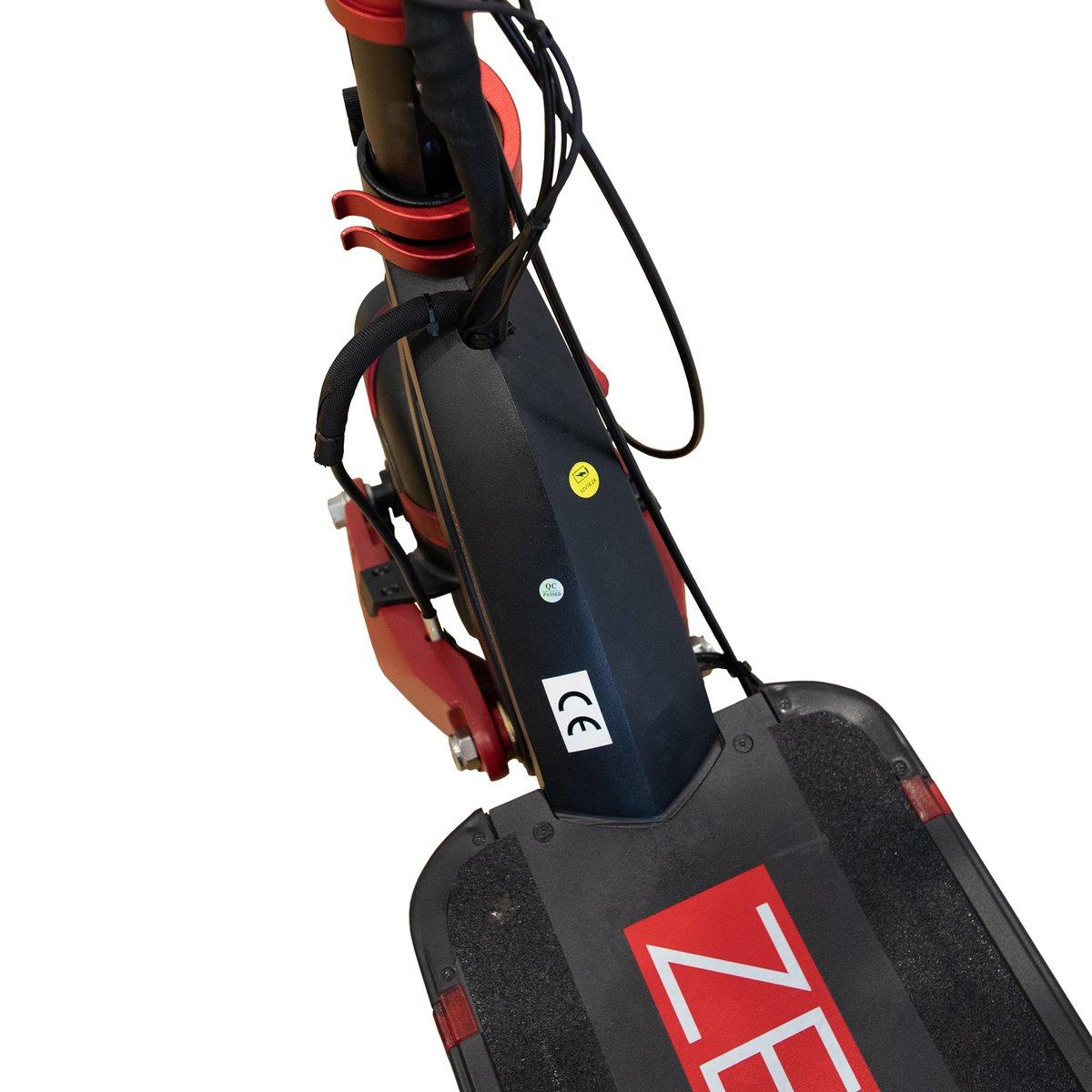 ZERO10X - 公道走行可能な電動キックボード (原付二種)