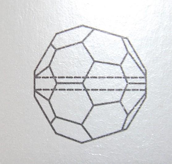 ヴィンテージスワロフスキー廃盤品 オペークグリーン AB 6mm 10個入り VSG-13-L