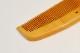 極上国産本つげ4.5寸とき櫛(細歯)