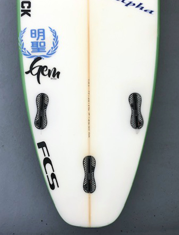 """5'9"""" キッズ応援プロジェクト 中古ボード c7673"""