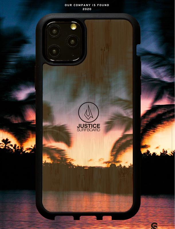 iPhone|ジャスティスオリジナルケース|Aデザイン