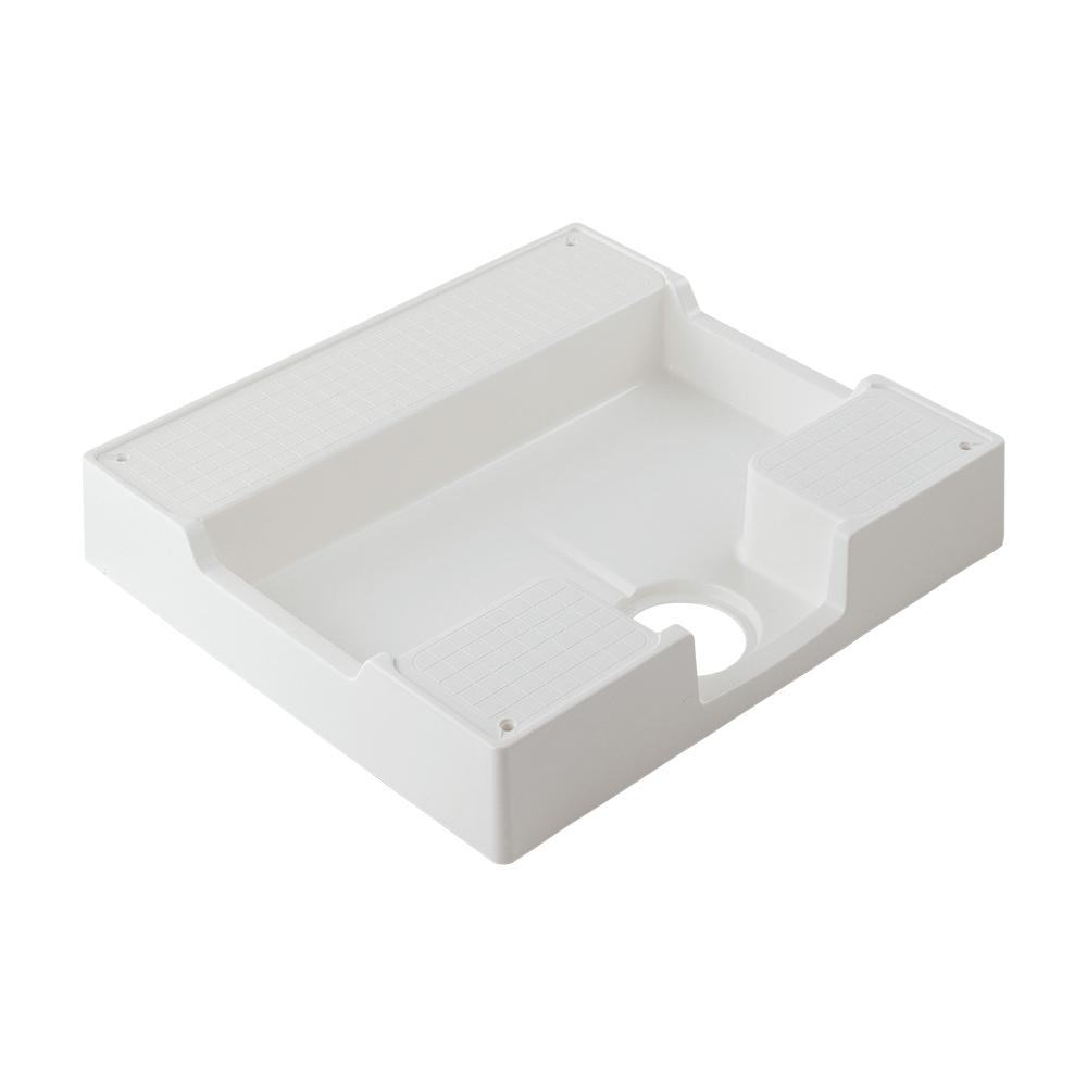 カクダイ 洗濯機用防水パン ホワイト 【品番:426-422-W】