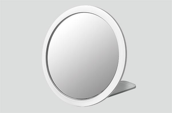 アスベル ラックスMG くもり止めハンディ回転ミラー(マグネット) 【品番:5866】●