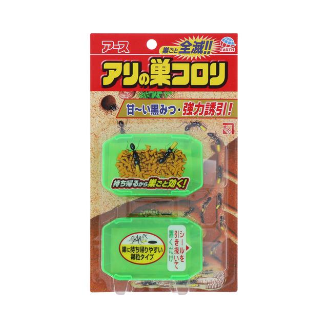 【メール便対応】アース製薬 アリの巣コロリ 【品番:4901080044204】
