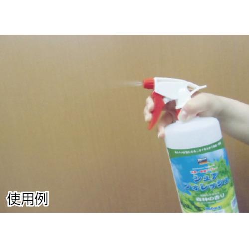 【在庫処分】トラスコ中山(TRUSCO) 除菌・消臭剤シュアフォレッシュ パックインボックス10L 【品番:TDDE-10】●