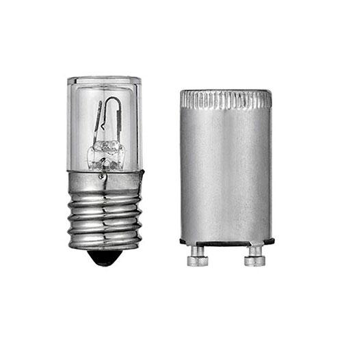 【メール便対応】朝日電器(ELPA) 点灯管 FG-1E+FG-4P 【品番:G-58BN】