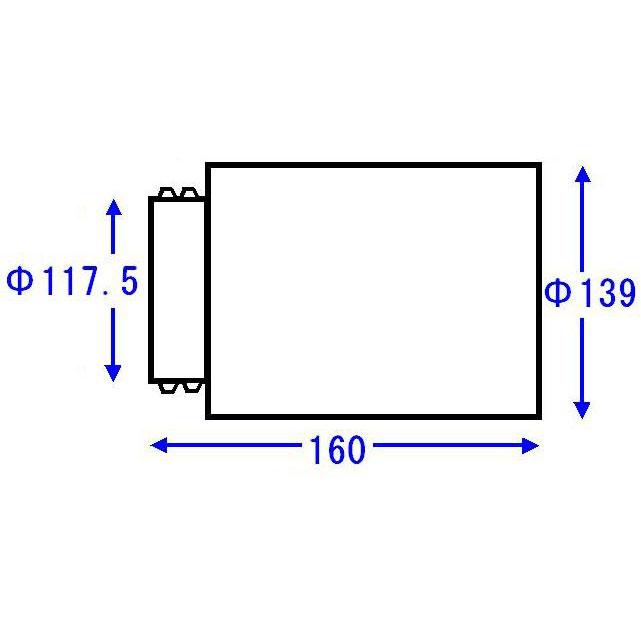 TOTO 円筒型照明グローブ 【品番:AFKK020】●