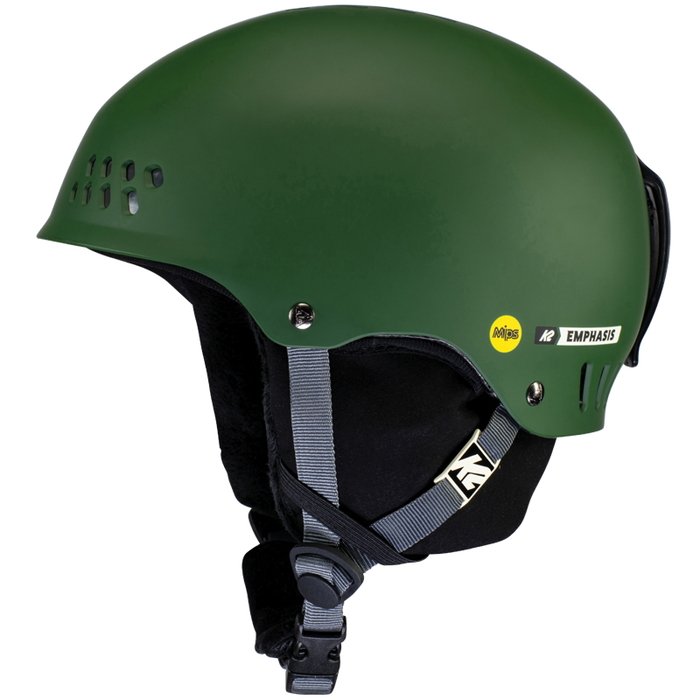 EMPHASIS MIPS FOREST GREEN
