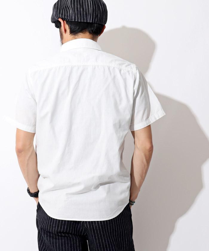 オックスフォードシャツ ホワイト